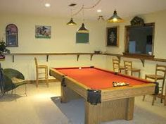 Image result for pool table drink table