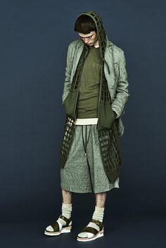 Miharayasuhiro Spring 2016 Menswear - Collection - Gallery - Style.com