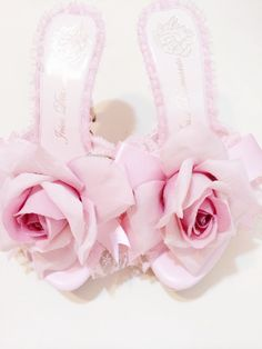 ♡ pale pink roses