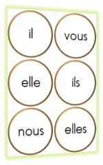 Switch ! est un petit jeu que j'ai créé à partir d'une contribution de Thibam pour des élèves de CE1 et CE2. Il s'agit d'un jeu pour travailler la pronominalisation du sujet. J'ai ajouté des cartes de manière à faire 2 jeux : Niveau 1 – orange : phrases simples où l'ordre sujet-verbe est respecté, […]