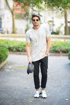 No skate - MDV Style   Street Style Fashion Blogger