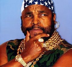 Cannot Unsee: The Angry Cat On Mr T's Forehead
