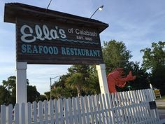 12. Ella's Seafood Restaurant, Calabash / 12 mom and pop restaurants in NC that serve food to die for