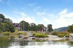 Trädgård - Norra Idskär - Egen ö