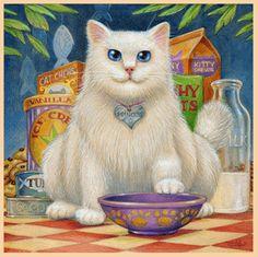 Randal Spangler ~ I'm Not Fat, I'm Fluffy