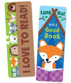 Recognize students and their reading achievement with fun Woodland Friends bookmarks. These adorable reading bookmarks are great to hand out to students for their literacy progress, for read-a-thon events or for efforts in at-home reading programs. They are also perfect for use as a multi-purpose classroom reward or student incentive to send a positive message and encourage reading.