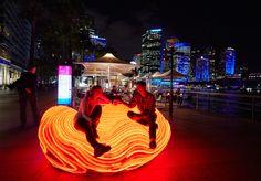 -----------Vivid Sydney-------- A Wonderland Of Light Art For The World's Largest Outdoor Art Gallery