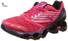 Mizuno Wave Prophecy 5, Chaussures de Running Compétition femme, Pink (Diva Pink/Mulberry Purple/Black), 39 EU - Chaussures mizuno (*Partner-Link)