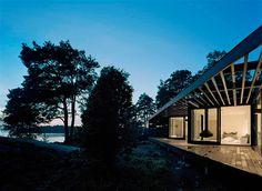 Tham & Videgard archipelago-house