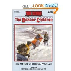 The Mystery on Blizzard Mountain (The Boxcar Children Mysteries #86) (Boxcar Children (Quality))