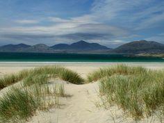 Luskentyre Beach October - Isle of Harris - Western Isles.