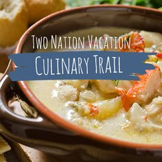 Find delicious local products all along the Two Nation Vacation, a gorgeous scenic drive from the majestic Hopewell Rocks in New Brunswick to picturesque Bar Harbor, Maine.
