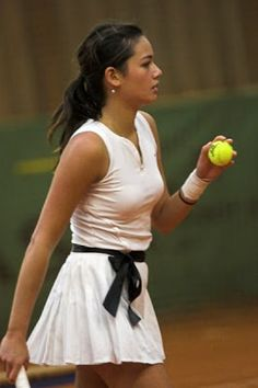 Michael Jordan: Alize Lim Tennis Star Profile and Pictures 2011
