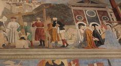 Piero della Francesca's meesterwerk: de Legende van het Ware Kruis in Arezzo – Ciao tutti – ontdekkingsblog door Italië