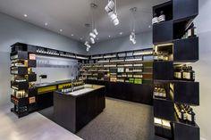 Aesop store by Kerstin Thompson Architects, Perth - Australia