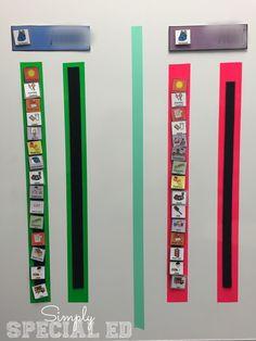Autism Classroom Schedules                                                                                                                                                     More