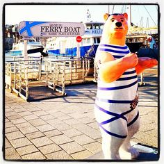Funny Zoo, Ferry Boat, Marseille #MP2013 by @siropderue
