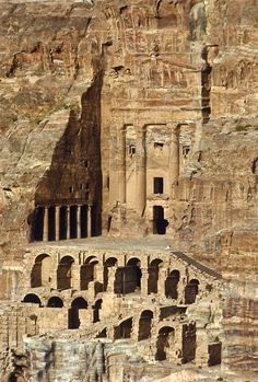 Jewish History, Ancient History, Historical Architecture, Ancient Architecture, Places To Travel, Places To See, Homemade Books, City Of Petra, Jordan Travel