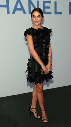 Camilla Belle Photo - 2007/8 Chanel Cruise Show Presented By Karl Lagerfeld - Arrivals