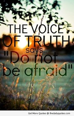 "The voice of Truth tells me a different story. The voice of Truth says to not be afraid. The voice of Truth says ""This is for My glory"". Out of all the voices calling out to me, I will choose to listen and believe the voice of Truth. Christian Songs, Christian Quotes, Christian Faith, Way Of Life, The Life, Lobe Den Herrn, Do Not Be Afraid, How He Loves Us, Jesus Freak"