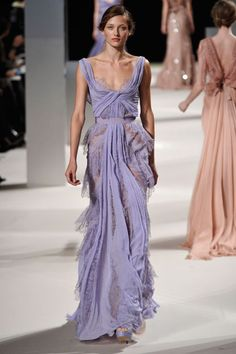 Elie Saab - he's done it again - made me NEED a dress - and I really won't ever have an occation to wear it to. *drewl*
