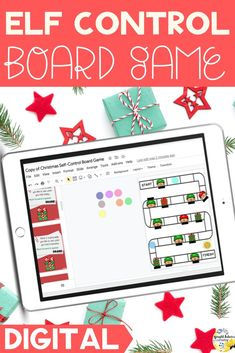Help students learn self-control strategies with the elves! This Christmas themed self-control board game allows students to discuss strong feelings and identify self-control coping strategies. #brightfuturescounseling #elementaryschoolcounseling #elementaryschoolcounselor #schoolcounseling #schoolcounselor #christmasactivitiesforkids #holidayactivitiesforkids #selfcontrol #selfcontrolforkids #selfcontrolactivitesforkids #selfcontrolgames Counseling Activities, Group Counseling, School Counseling, Elementary School Counselor, Elementary Schools, Holiday Activities For Kids, Impulse Control, Bullying Prevention, Strong Feelings
