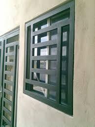 Resultado de imagen para rejas para ventanas contemporaneas