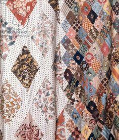 Jane Austen's patchwork