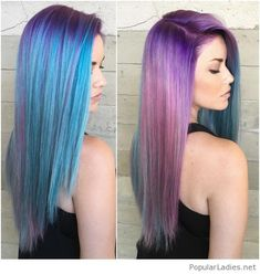Blue or pink, can't decide