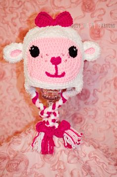 Doc McStuffin's Lambie Hat Pattern :)