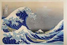 hiroshige wave - Google Search