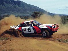 Porsche 911 Safari Rally 1978