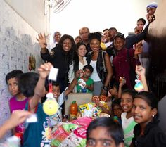 BREAKING NEWS ACROSS THE WORLD   |   QUEEN HORLA BLOG : Actress Omotola Jalade-Ekeinde gives back in Ahmed...