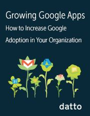 Growing Google Apps - How to Increase Google Adoption in your Organization