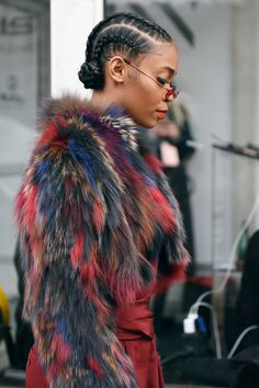 BG STREET STYLE/The Best Street Style From New York Fashion Week: Day 2/Photo: YoungJun Koo