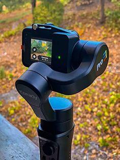 Amazon.com : 3-Axis Handheld Gimbal Stabilizer Stability, Gadget, Binoculars, Smartphone, Amazon, Amazons, Riding Habit, Gadgets