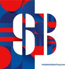 Adobe Hidden Treasures: Bauhaus Dessau Initials Hamburg on Behance