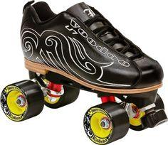 SALE! NEW! LABEDA VOODOO U7 BLACK QUAD SPEED ROLLER SKATES MENS sz 5-9.5 $250 in Sporting Goods, Outdoor Sports, Inline & Roller Skating | eBay