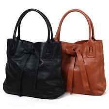 GENUINE LEATHER NEW Womens Shoulder Bag Handbag Tote Hobo purse Messenger Bags