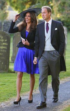 Kate Middleton - A fashion role model.