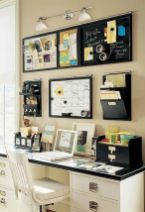Genius Family Command Center Ideas for Small Space (2)