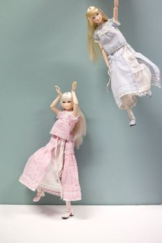 bluesime @bluesime 5月8日  Alice & Miss Rabbit #momokoph