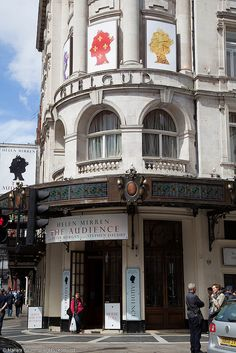 Gielgud Theatre, Chinatown, London