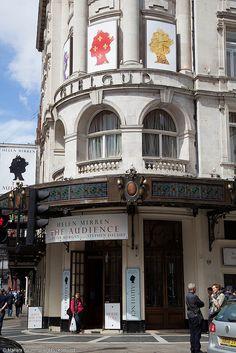 Gielgud Theatre, Chinatown, London