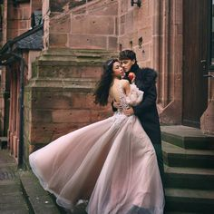 If there is anything we learned from the fairy tales of youth it is that with enough courage, dreams and a lot of heart, nothing is… Hollywood Dress, Star Magic, All About Fashion, Dream Dress, Formal Dresses, Wedding Dresses, Fairy Tales, Ball Gowns, Photoshoot