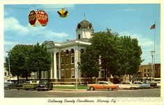 Murray, Ky.... around 1960