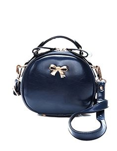 Jollychic Women's Small Vintage Round Shape Bowknot Decorate Cross-Body Handbags Sapphire blue JOLLYCHIC http://www.amazon.com/dp/B00KX2DUUW/ref=cm_sw_r_pi_dp_NVlswb091S359