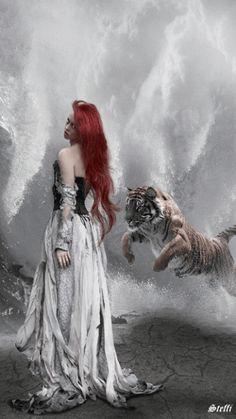 A bravura provém do sangue, a coragem provém do pensamento.