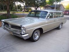 1963 Pontiac Catalina Safari