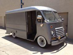 Rare 54 Chevy Step Van For Sale Step Van Van For Sale Chevy Van